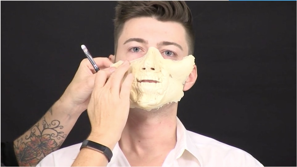 Special Effects (fx) Makeup Level 1 - The Academy of Film